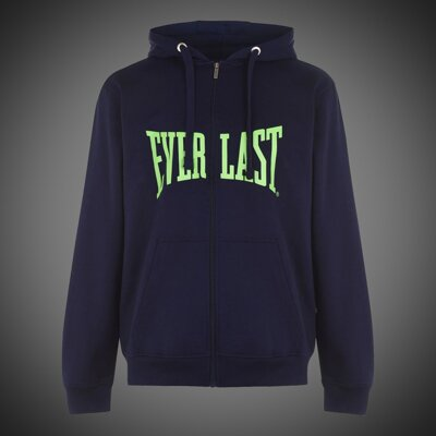 Mikina Everlast Crew dark blue
