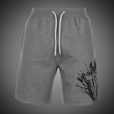 Kraťasy Tapout Splash grey