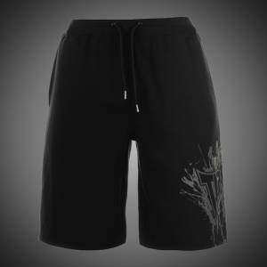 Kraťasy Tapout Splash black