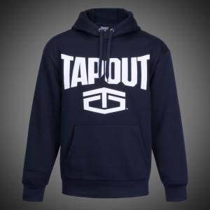 Mikina Tapout new logo navy