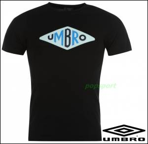 Tričko UMBRO World Logo black